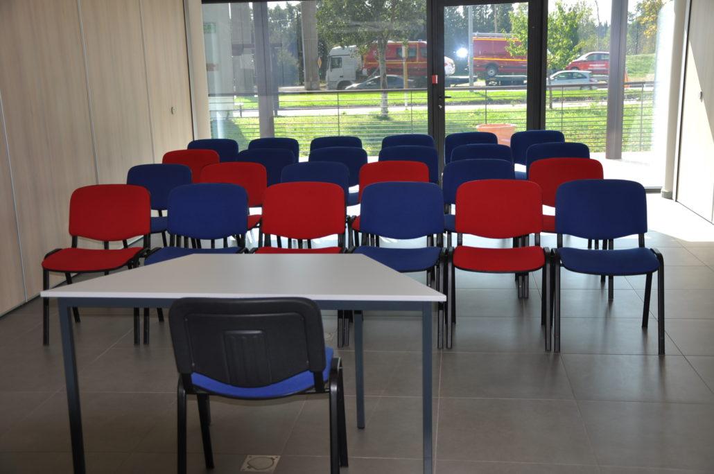 Salle de réunion sur Avignon